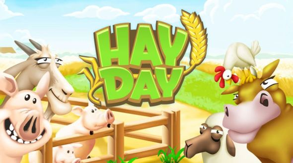 Hay Day Header