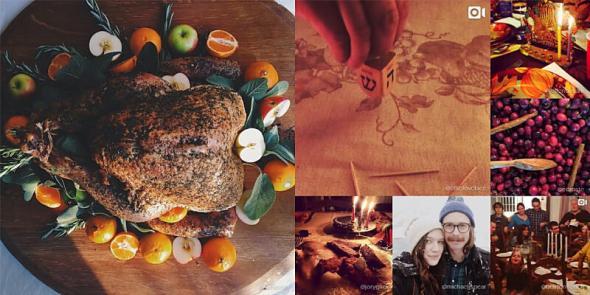 Instagram Thanksgiving