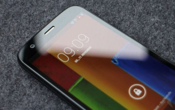 Moto G mit 720p-Display