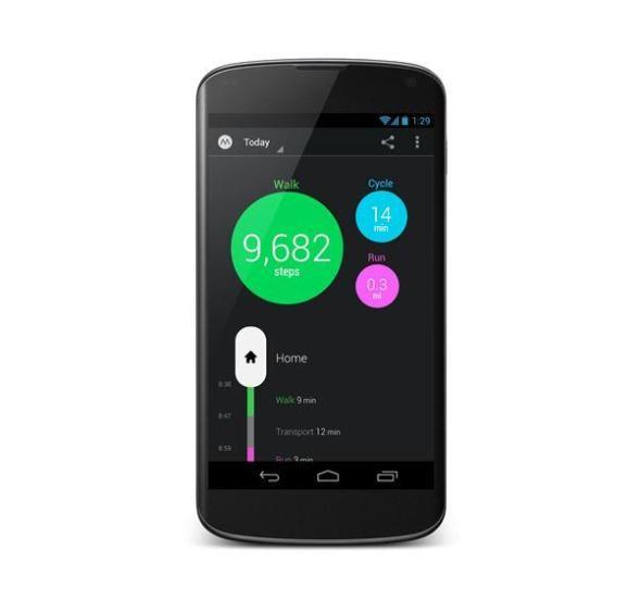 Moves Nexus 4