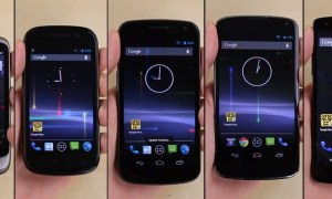 Alle Nexus-Smartphones auf einen Blick