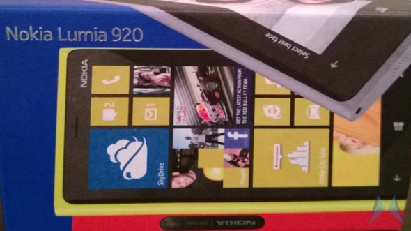 Nokia Lumia 920 Testaufnahmen