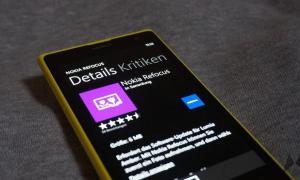 Nokia Refocus Header
