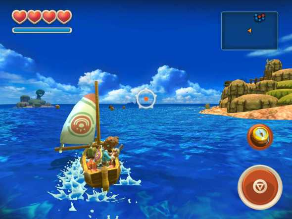 Oceanhorn Screenshot (1)