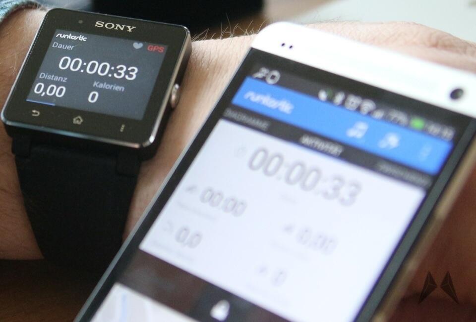 Sony SmartWatch 2 im Test