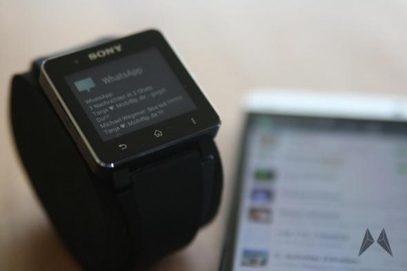 Sony Smartwatch 2 IMG_5713