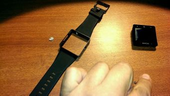 Sony Smartwatch 2 Teardown