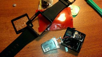 Sony Smartwatch 2 Teardown VIDEO0044_0000092079