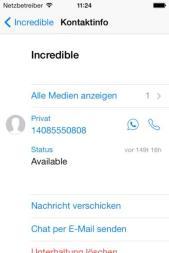 WhatsApp iOS Messenger Update (14)