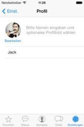 WhatsApp iOS Messenger Update (18)