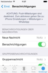WhatsApp iOS Messenger Update (23)