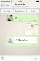 WhatsApp iOS Messenger Update (9)