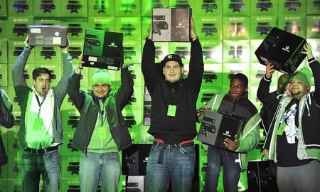 Xbox One Launch