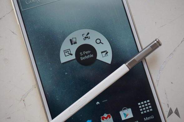 galaxy note 3 s pen