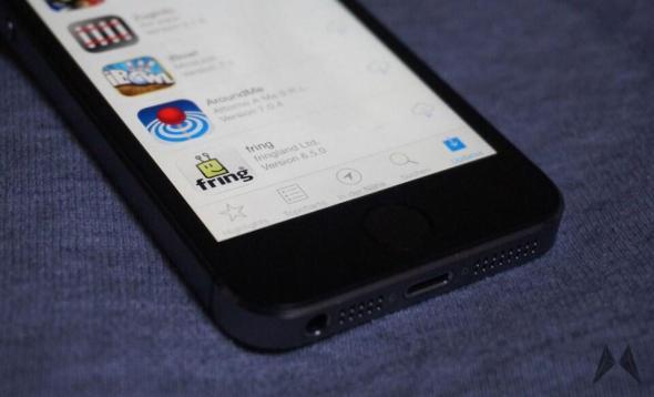 iPhone Verlauf Apps