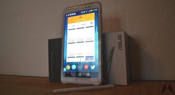 ASUS Fonepad Note 6 Header