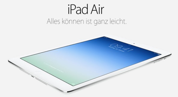 Apple iPad Air (1) 1
