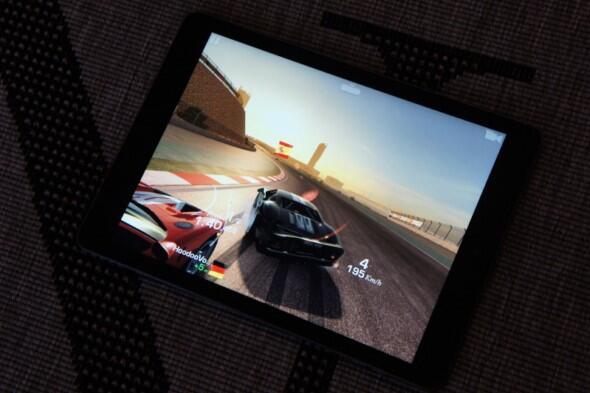 Real Racing 3: Trotzt Update läuft es nicht 100% flüßig