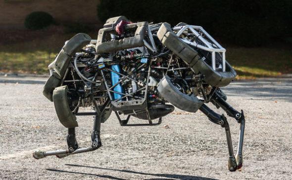 Boston Dynamics WildCat