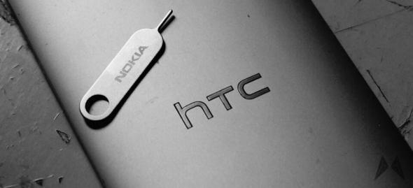 HTC Nokia Logo Header