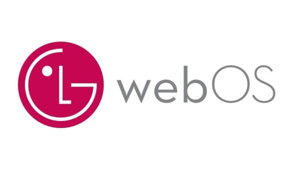 LG webOS Logo Header