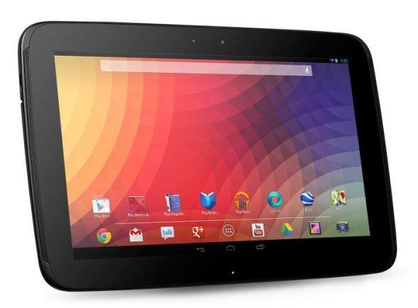 Nexus 10: Immer aktuelle Android-Version und niedriger Preis wissen zu überzeugen