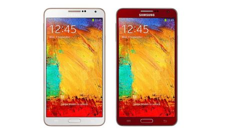 Samsung Galaxy Note 3 Rotgold Rot