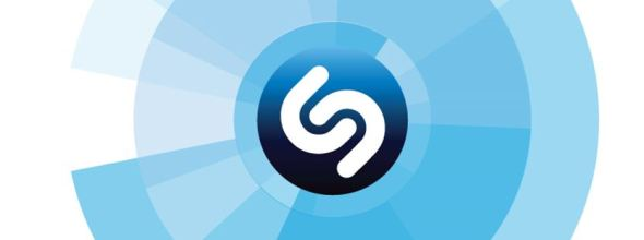 Shazam Logo Header