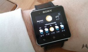 Sony Smartwatch 2 Remote Widget