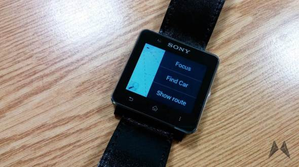 Sony Smartwatch 2 SW2 2013-12-11 07.54.59