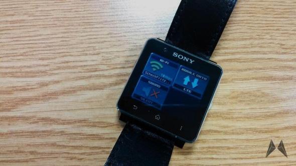 Sony Smartwatch 2 SW2 2013-12-11 16.16.29