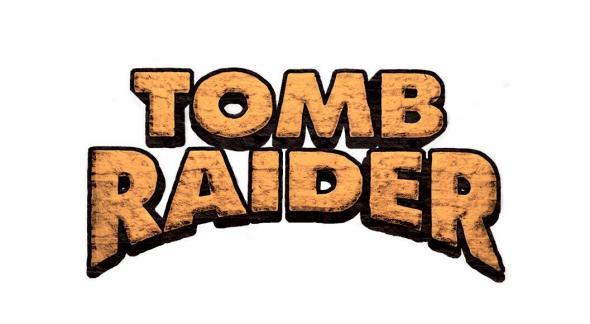 Tomb Raider Logo Classic Header