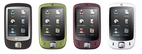 Die farbliche Variation ist jetzt viel besser gelungen, als bei dem HTC Charmer (siehe Teil 2). And I mean it!