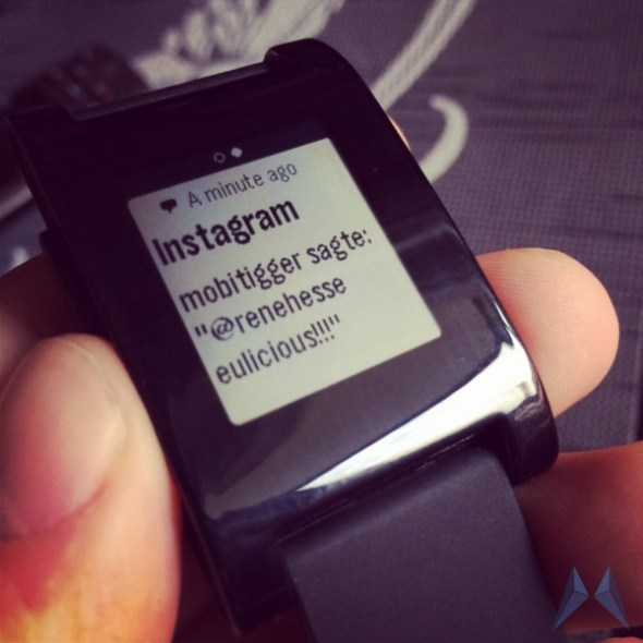 instagram pebble