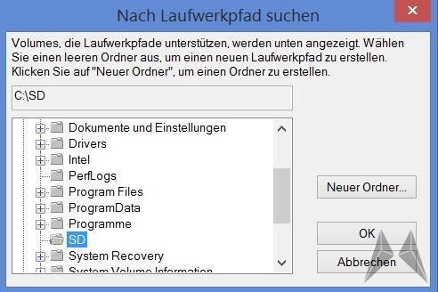 5 Dell Venue 8 Pro Verzeichnis suchen