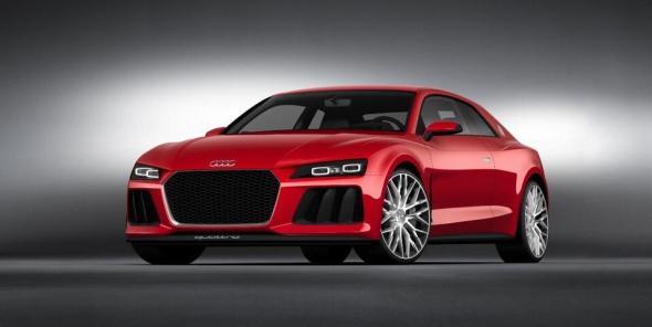 Audi Sport quattro laserlight Konzept