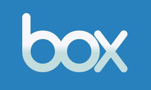 Box Cloud Logo Header
