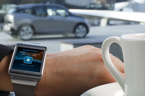 Galaxy Gear and BMW i3 (3) 1
