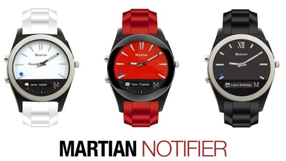 Martian Notifier