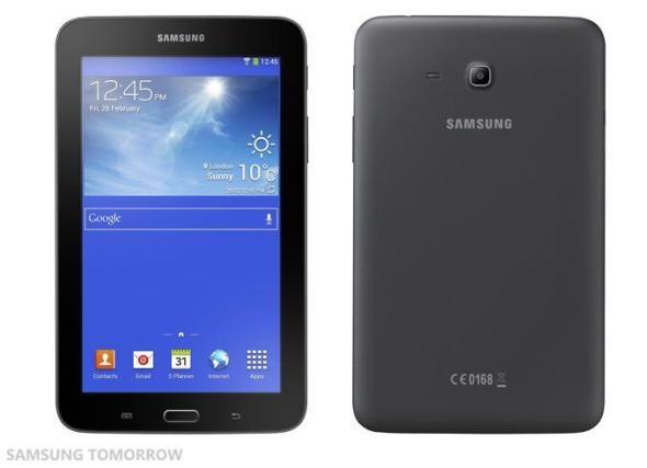 Samsung Galaxy Tab 3 Lite Schwarz
