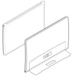 Samsung-Patent für gebogene Displays 01