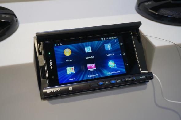 Sony Dock Header
