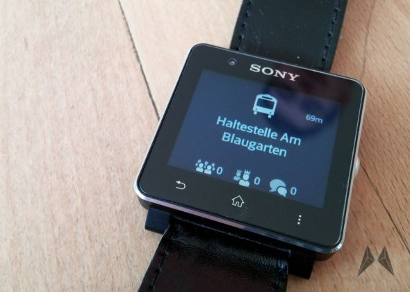 Sony Smartwatch 2 SmartSquare2