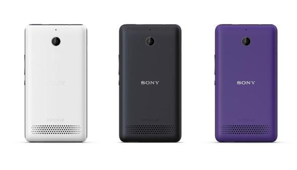 Sony Xperia E1 Farben