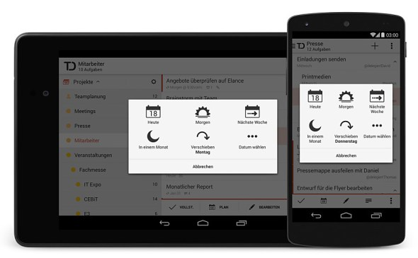 Todoist Next Android