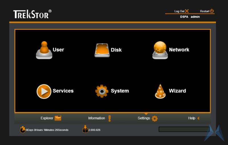 TrekStor DataStation pocket air Test (2)