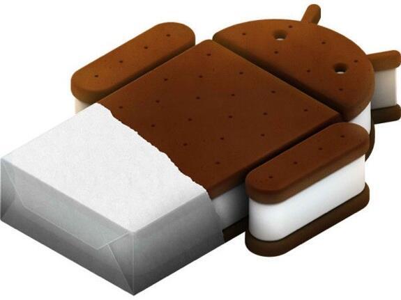 Ice-Cream Sandwich - das bis dato größte Überholung von Android