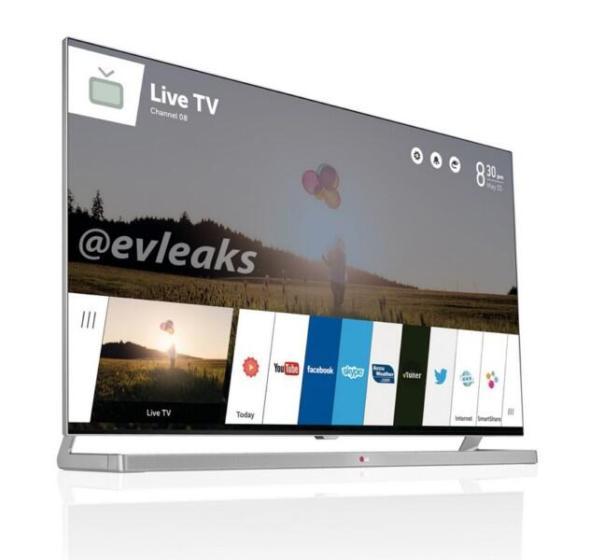 lg webos tv