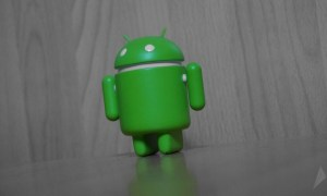 Android Logo Figur Header