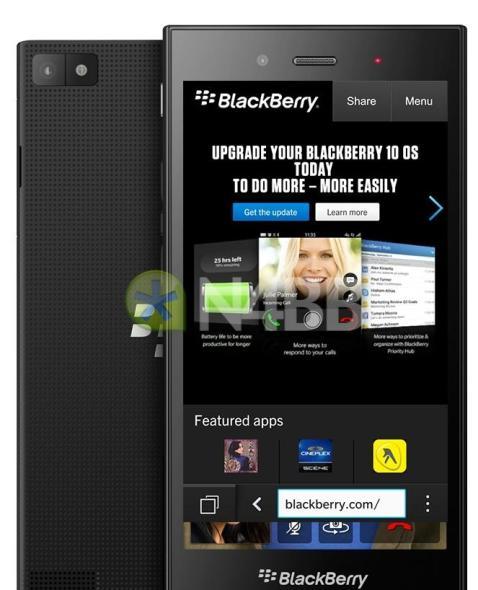 BlackBerry Z3 Jakarta